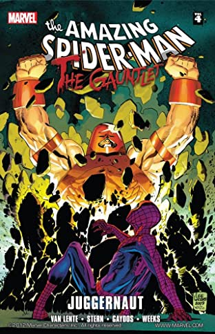 Spider-Man: The Gauntlet Vol. 4: Juggernaut