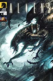 Aliens: More Than Human #4