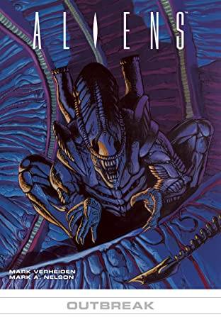 Aliens No.1: Outbreak