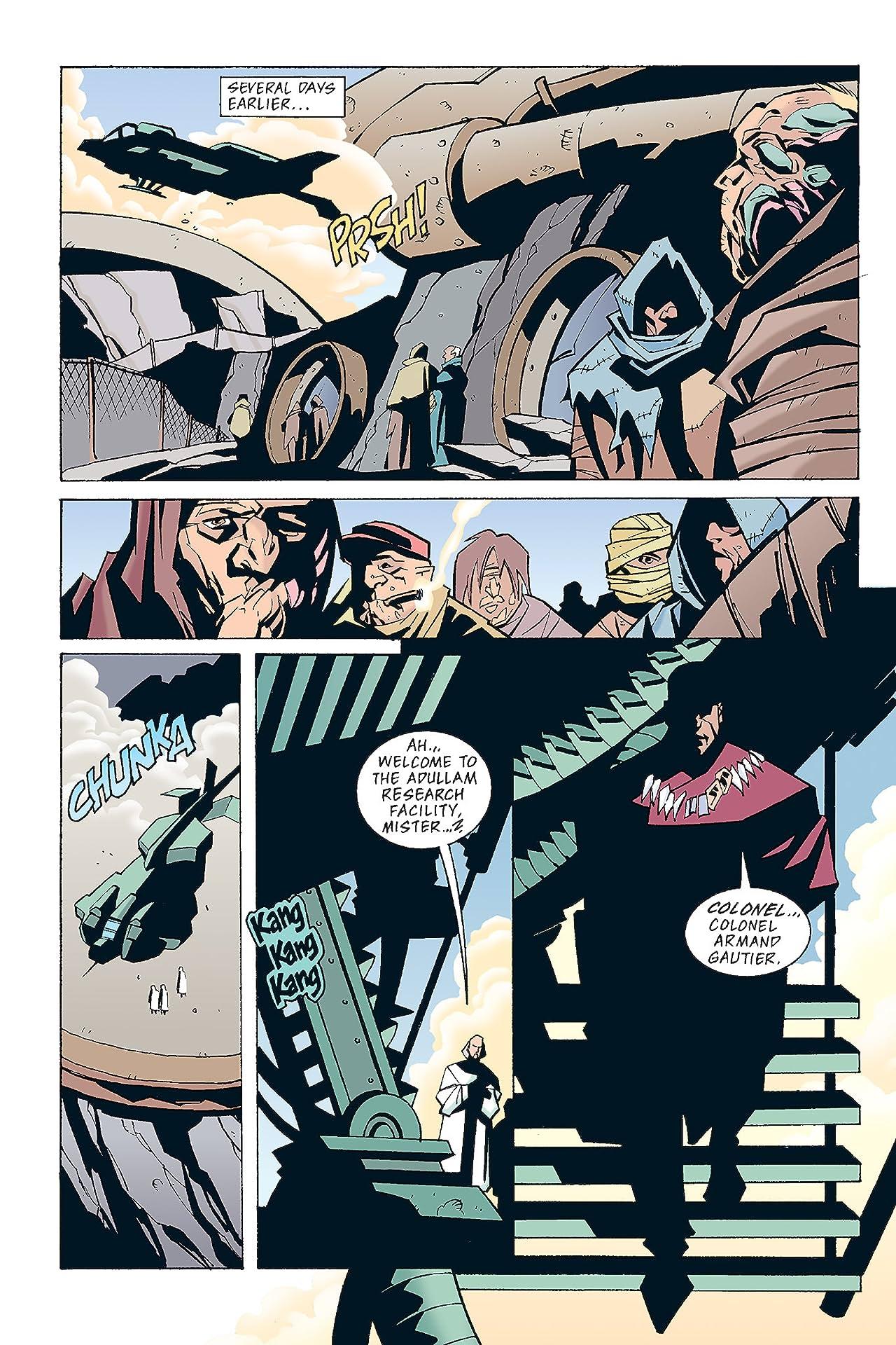 Aliens #33: Purge