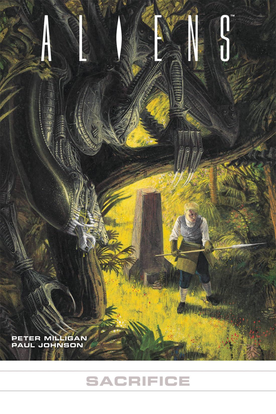 Aliens #2: Sacrifice