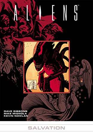 Aliens #4: Salvation
