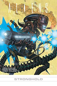Aliens No.15: Stronghold