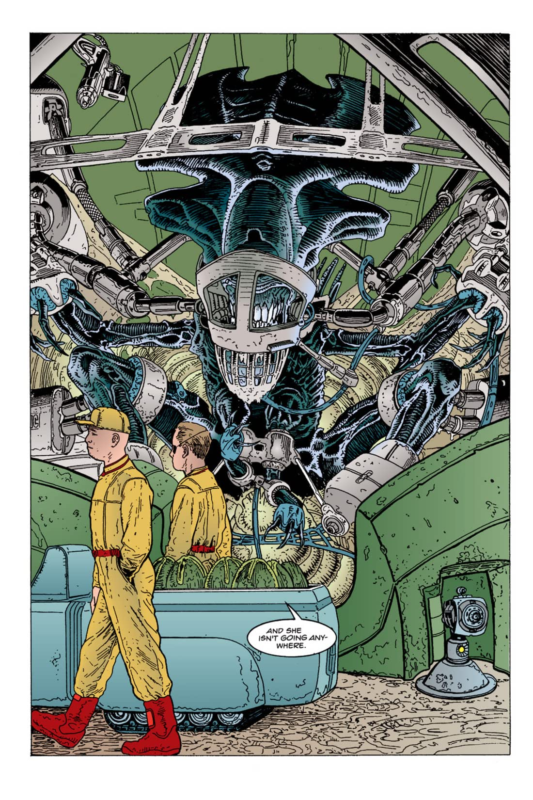 Aliens #15: Stronghold