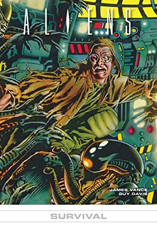 Aliens #21: Survival