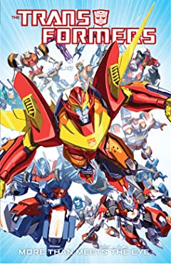 Transformers: More Than Meets the Eye (2011-2016) Tome 1