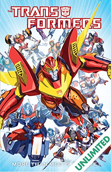 Transformers: More Than Meets the Eye (2011-2016) Vol. 1