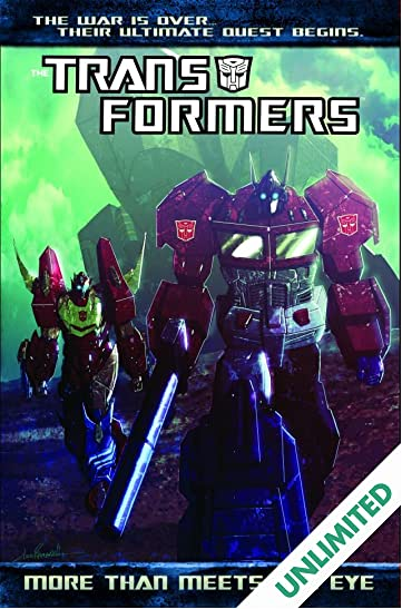 Transformers: More Than Meets the Eye (2011-) Vol. 1