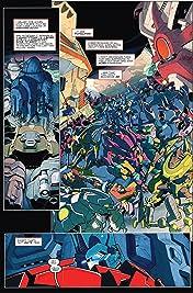 Transformers: More Than Meets the Eye (2011-2016) Vol. 1
