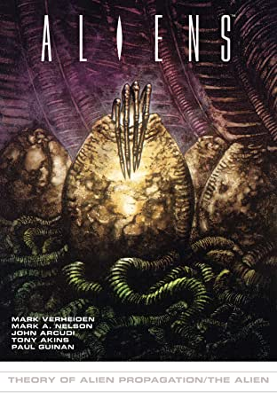 Aliens: Theory of Propagation/The Alien