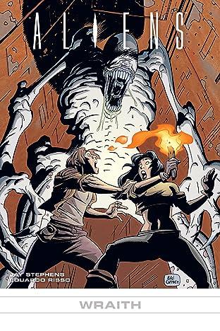 Aliens #36: Wraith