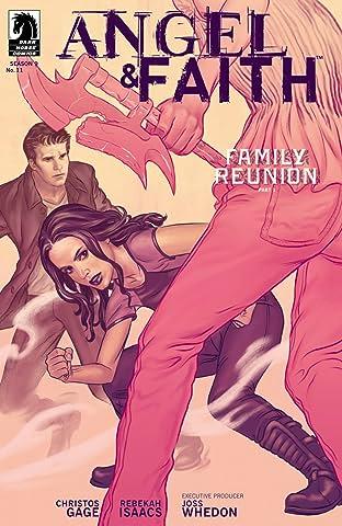 Angel & Faith: Season Nine No.11