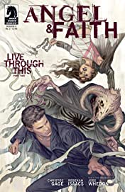Angel & Faith: Season Nine #2