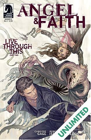 Angel & Faith: Season Nine #2