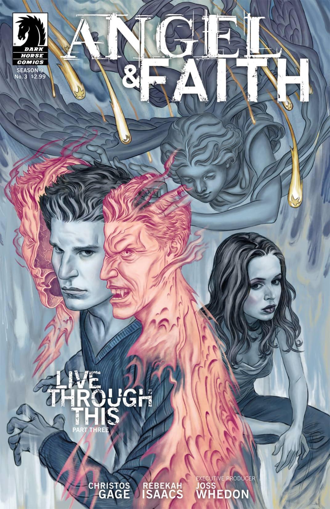 Angel & Faith: Season Nine #3