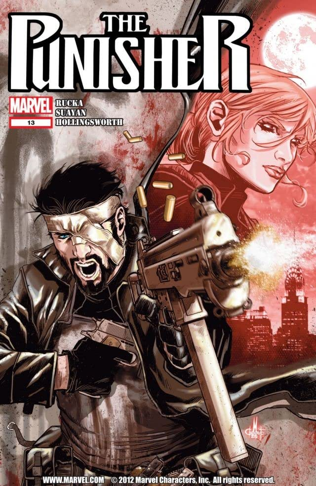 Punisher (2011-2012) #13