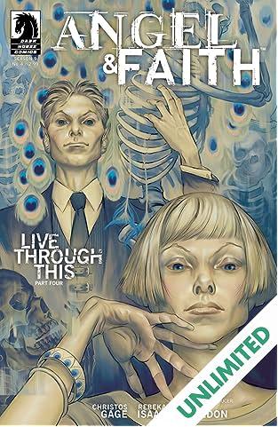 Angel & Faith: Season Nine #4
