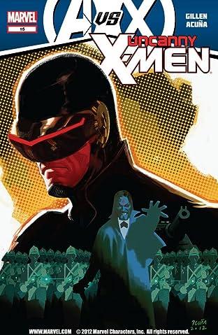 Uncanny X-Men (2011-2012) No.15