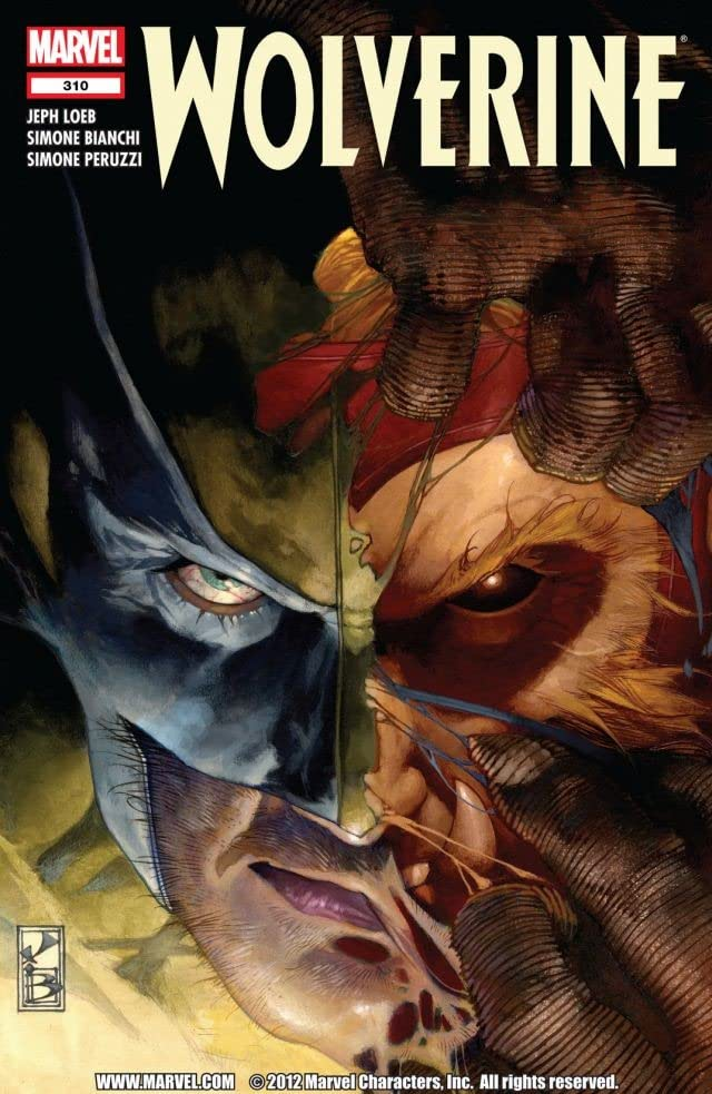 Wolverine (2010-2012) #310