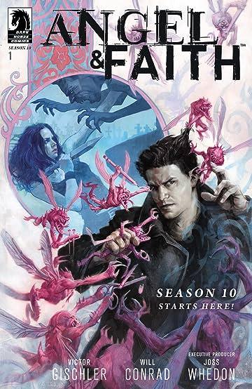 Angel & Faith: Season Ten #1