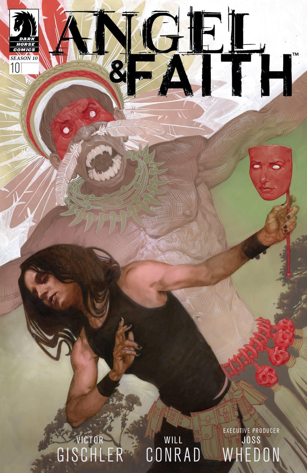 Angel & Faith: Season Ten #10