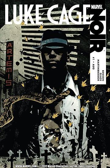 Luke Cage Noir #1 (of 4)