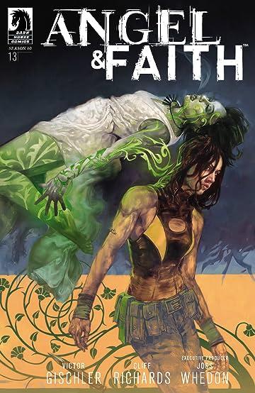 Angel & Faith: Season Ten #13