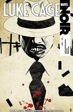 Luke Cage Noir #2 (of 4)