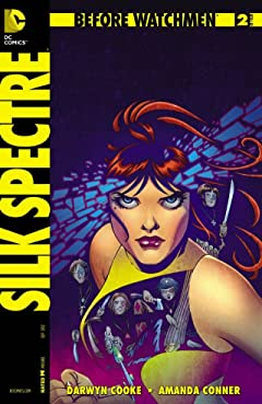 Before Watchmen: Silk Spectre No.2 (sur 4)
