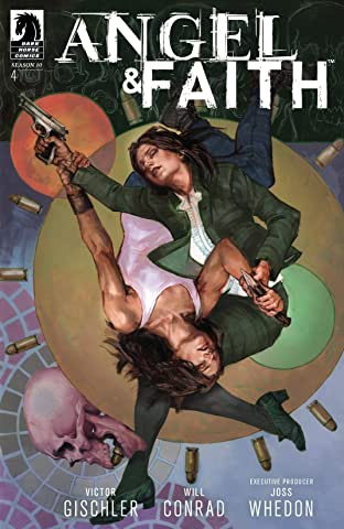Angel & Faith: Season Ten #4