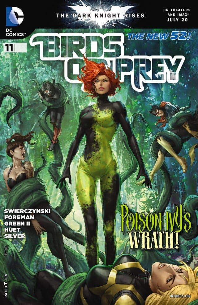 Birds of Prey (2011-2014) #11