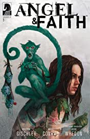Angel & Faith: Season Ten #8