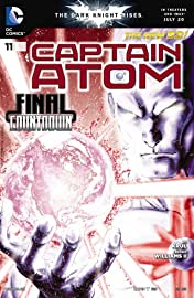 Captain Atom (2011-2012) #11