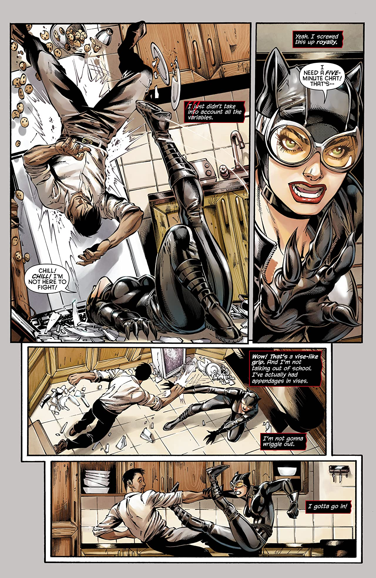 Catwoman (2011-2016) #11