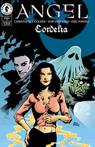 Angel #17: The Cordelia Special