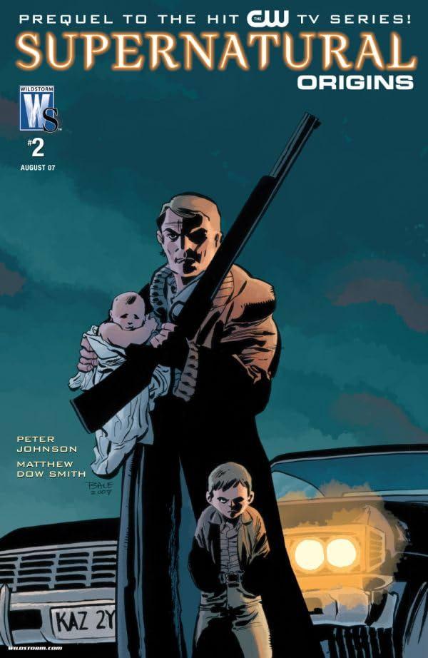 Supernatural: Origins #2