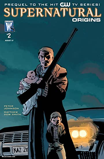 Supernatural: Origins #2