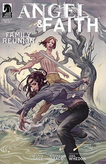 Angel & Faith: Season Nine #13