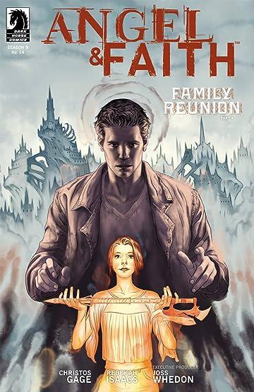 Angel & Faith: Season Nine #14
