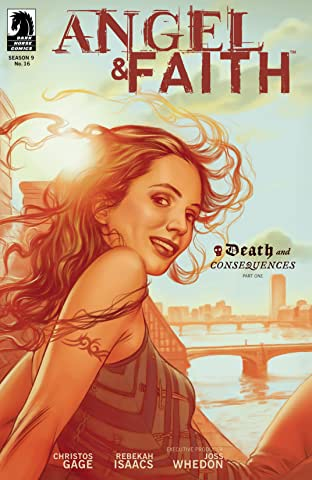 Angel & Faith: Season Nine #16