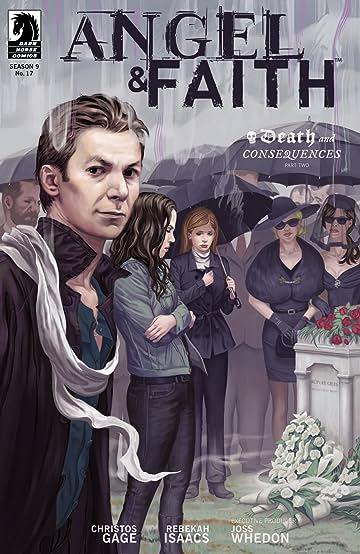 Angel & Faith: Season Nine #17