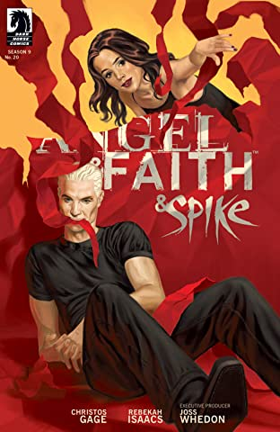 Angel & Faith: Season Nine #20