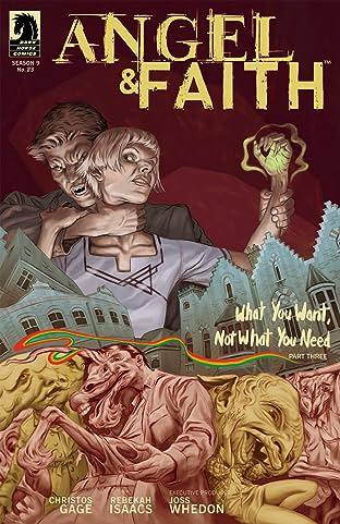 Angel & Faith: Season Nine No.23