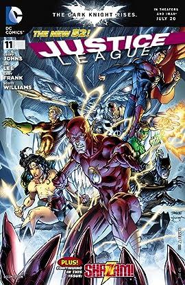 Justice League (2011-2016) #11
