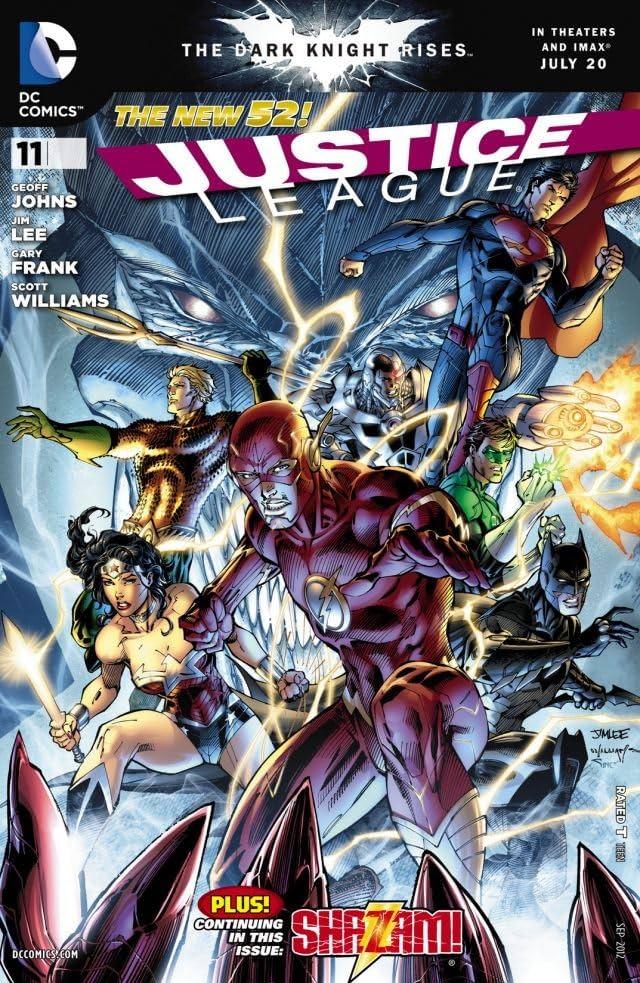 Justice League (2011-) #11