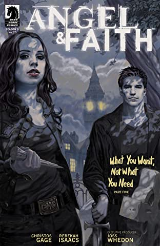 Angel & Faith: Season Nine #25