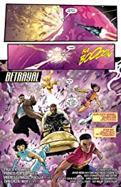 Legion of Super-Heroes (2011-2013) #11