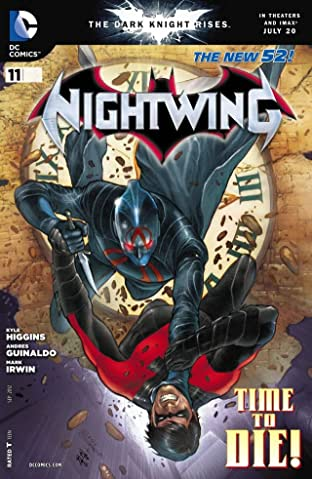 Nightwing (2011-2014) No.11