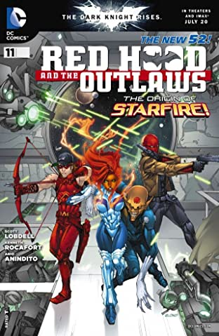 Red Hood and the Outlaws (2011-2015) No.11