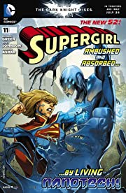 Supergirl (2011-2015) #11